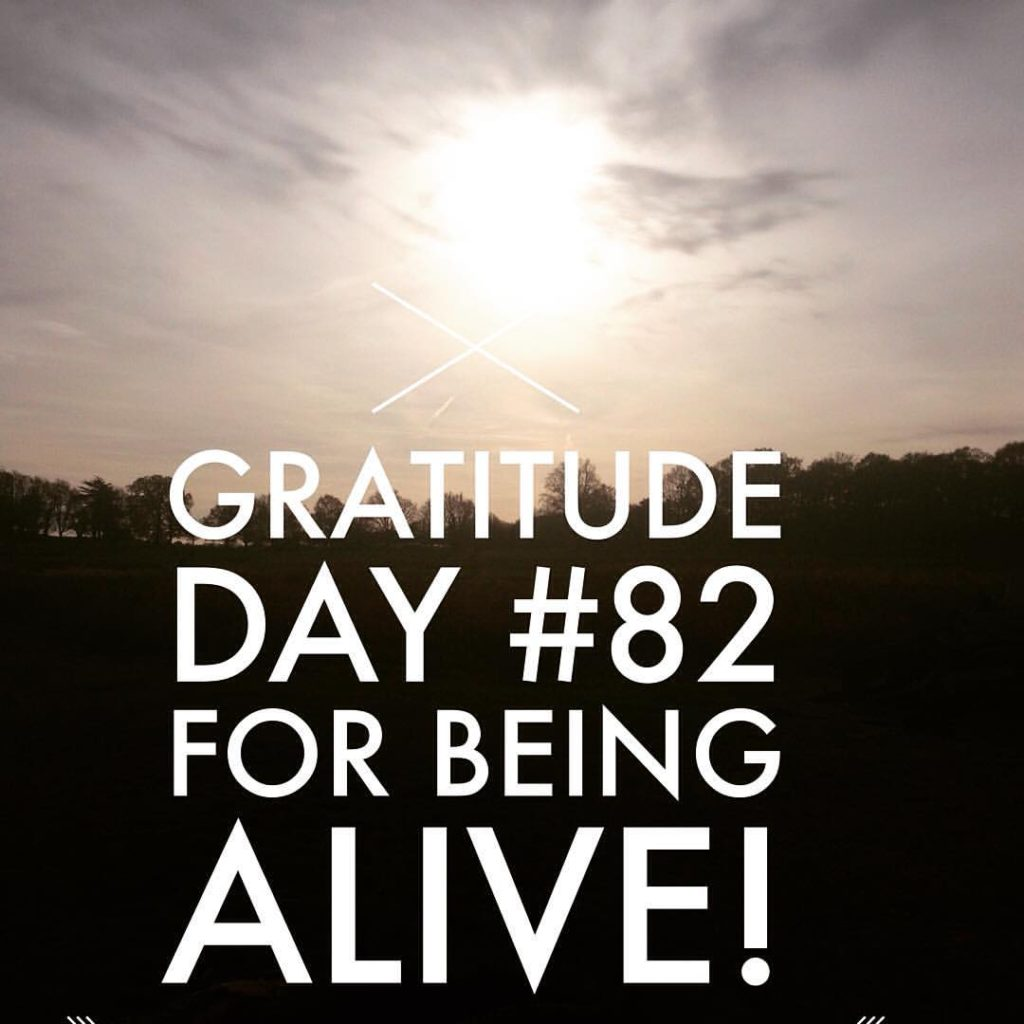 An Oh So Valuable Lesson in Gratitude